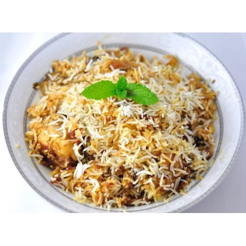 Thalassery chicken biryani